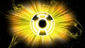 Yellow Lantern symbol